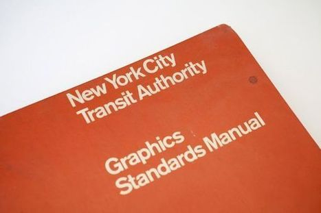 NYCTA Graphics Manual Closes Over $800,000, Most Funded Graphic Design Project on Kickstarter - Crowdfund Insider | Creativity. Innovation. Design. | Scoop.it