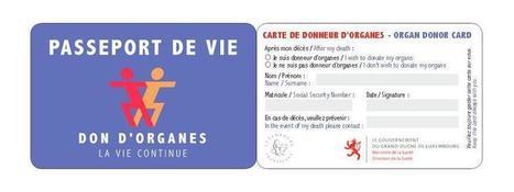 Sensibiliser au don d'organe | Infogreen | InfoGreen.lu | Scoop.it