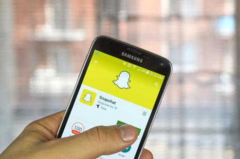 Snapchat lève 1,81 milliards et met la publicité au coeur de son modèle | E-commerce et logistique, livraison du dernier kilomètre | Scoop.it