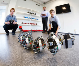 European researchers want to send snake robots to Mars | MOBILE ROBOTICS | Scoop.it