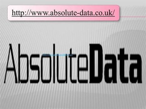 Presentation2 Absolute-Data.Co.Uk Ppt Presentation | Sales Force consultants | Scoop.it