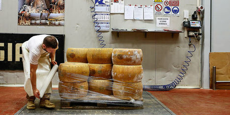 En Italie, les voleurs de parmesan ont encore frappé | The Voice of Cheese | Scoop.it