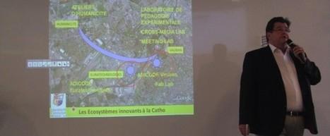 Université Catholique : Lille prend le leadership en matière d'innovation | ADICODE & Co | Scoop.it