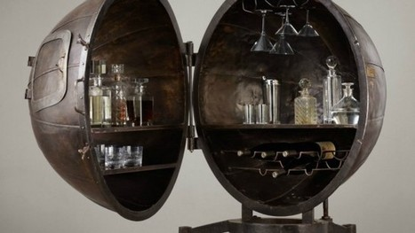 Your Wish For A Steampunk-Themed Personal Bar Has Been Granted - Gizmodo Australia | Fashion and Accessories Online Store Australia | Scoop.it