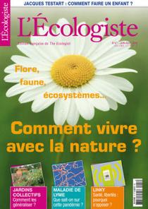 L'Ecologiste - édition française de The Ecologist | Département Génie biologique | Scoop.it