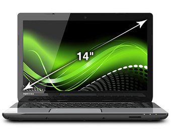 Toshiba Satellite L40-ASMBNX3 Review - All Electric Review   Laptop Reviews   Scoop.it