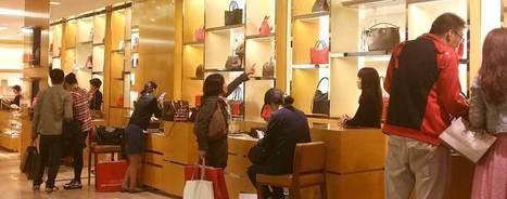 New global shoppers Chinois  - Maxity | Marketing appliqué aux touristes étrangers | Scoop.it