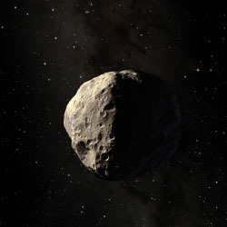 Space-Launched Paintballs Could Possibly Deflect an Incoming Asteroid | Five Regions of the Future | Scoop.it