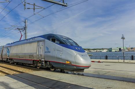 Amtrak readies to expand nextgen wifi, unlocks streaming on Acela | Satcom on the move | Scoop.it