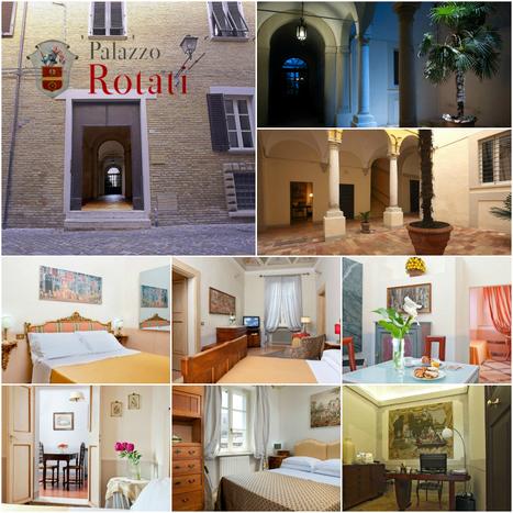 Best Le Marche Accommodations: Palazzo Rotati, Fano | Le Marche Properties and Accommodation | Scoop.it