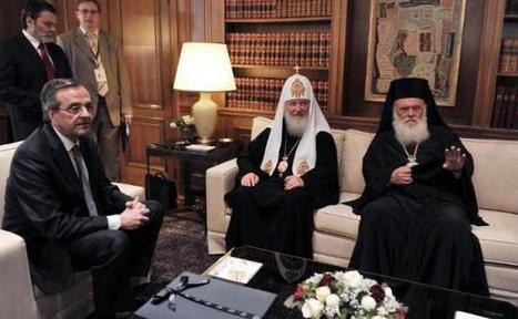 Grèce: Eglise et Etat ensemble pour exploiter la sainte fortune   Indigné   Scoop.it