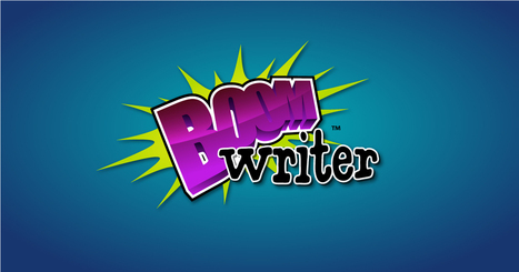 BoomWriter | Onderwijs; Web 2.0 and gaming | Scoop.it