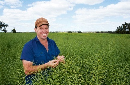 Wind and GM are the two big farming issues in Australia, says Rob ... | agribusiness | Scoop.it