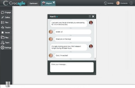 Collaboration Without Email | Virtual Workspace | Scoop.it