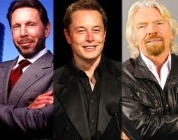 The Top 10 Dare Devil Entrepreneurs Who Embrace Risk | Personal & Professional Growth | Scoop.it