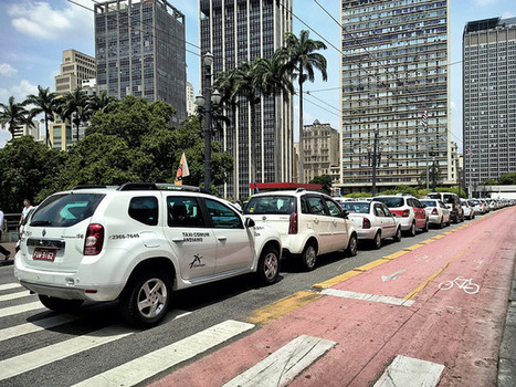 Sao Paulo's Innovative Proposal to Regulate Shared Mobility by Pricing Vehicle Use | Peer2Politics | Scoop.it