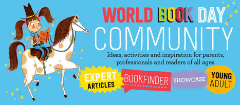 World Book Day | Authors, Writing and Literacy | Scoop.it