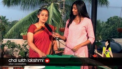 Vermi-Composting in your Apartment - Chai with Lakshmi   Waste Management   Scoop.it