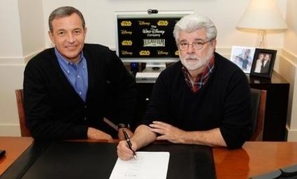 Disney achète Lucasfilm et annonce une nouvelle trilogie Star Wars - Blogeek | Badjack | Scoop.it