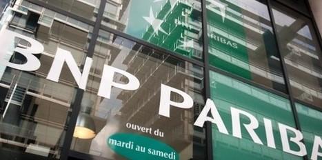 BNP Paribas lancerait une banque en ligne en juin | Veille Marketing Banque | Scoop.it
