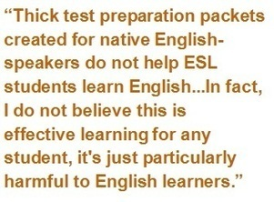 Supporting Language Acquisition in English Learners: An Interview ... | English as a new language | Scoop.it