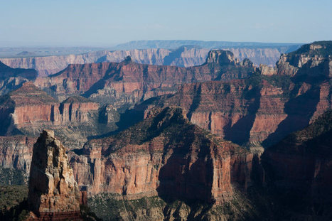 La North Rim du Grand Canyon National Park | AmeriKat | Scoop.it