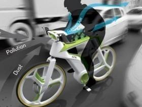 L'e-bike che purifica l'aria | l'ambiente | Scoop.it