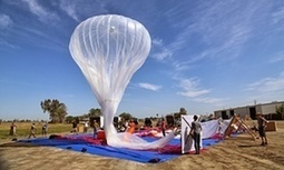Project Loon: Google balloon that beams down internet reaches Sri Lanka | Occupy Your Voice! Mulit-Media News and Net Neutrality Too | Scoop.it