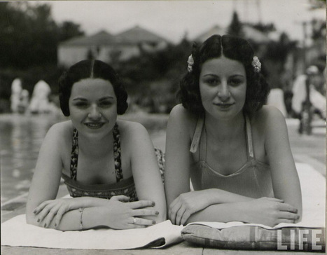 Summer Pastimes + Memories as captured by - Vintage Clothing ...   Vintage and Retro Style   Scoop.it