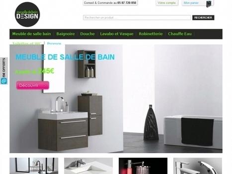 Colonne de douche design   communiqué de presse   Scoop.it