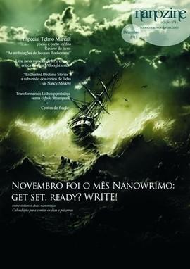 Pedro Cipriano: Ebooks: Nanozine 4 | Ficção científica literária | Scoop.it