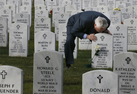 National cemeteries create a 'sacred grove' of equality | FCHS AP HUMAN GEOGRAPHY | Scoop.it