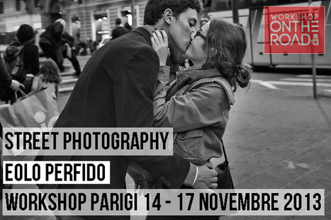 Street Photography Workshop in Paris: 14-17 November 2013 | StreetShooters.co.uk | Scoop.it
