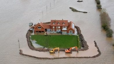 How bad have these floods been? | AS Use of Maths | Scoop.it