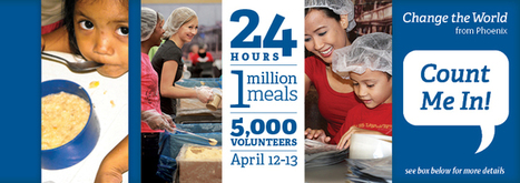 Feed My Starving Children | Volunteer Work Opportunities | Chirstophers Philanthropy | Scoop.it