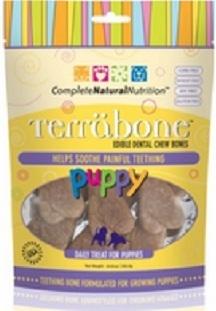 Terrabone Healthy Puppy Chew Bones   Dogkart   Scoop.it