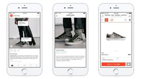 Instagram tests shoppable photo tags | Retail and Technology | Scoop.it