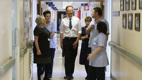 NHS: Where will the money come from?   ESRC press coverage   Scoop.it