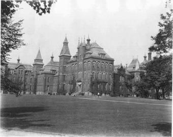 State asylum in Pontiac among historic landmarks lost to history | Eastern Michigan Asylum | Scoop.it