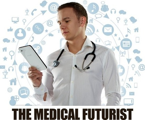 Interview with Berci Mesko on the Future of Medicine | mHealth- Advances, Knowledge and Patient Engagement | Scoop.it