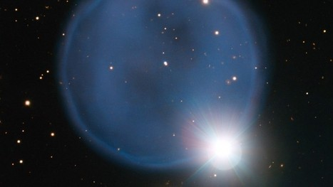 Kosmisk diamantring | Fysikk | Scoop.it