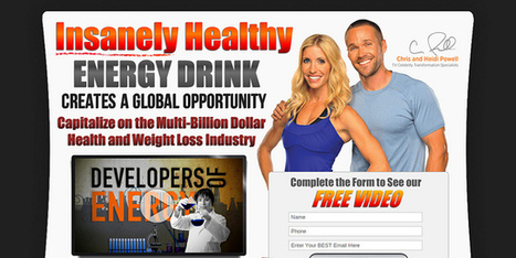 Interested in knowing more about healthiest energy drink | best energy drink | Scoop.it