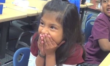 You Gotta See This: Kindergarteners Act Out 'Miss Nelson Is Missing' - Edudemic | 21st century education | Scoop.it