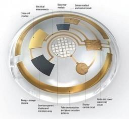 Lentillas inteligentes con tecnología de realidad aumentada   Digital AV Magazine   Salud Visual 2.0   Scoop.it