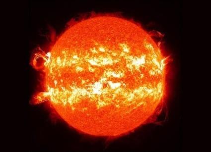 VIDEO : des éruptions gigantesques sur le Soleil | Le soleil | Scoop.it
