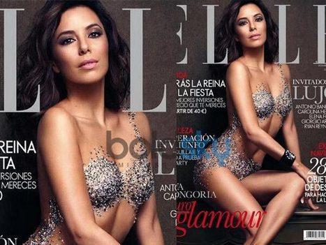 Eva Longoria Bares It All On Elle Magazine | fashion | Scoop.it