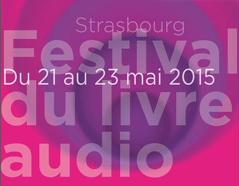 Festival du Livre Audio au Shadok : des ateliers pour tous !   Shadok   LIVRE AUDIO et LA PLUME DE PAON   Scoop.it
