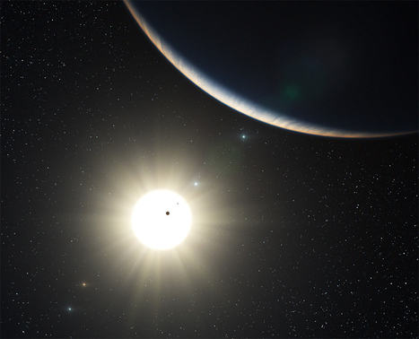 Weird Exoplanetary System Dances to the Beat : Discovery News   Planets, Stars, rockets and Space   Scoop.it