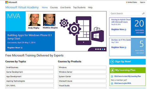 Get free training from Microsoft   Bbroy   Scoop.it
