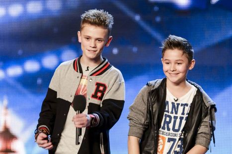 Britain's Got Talent: Bars and Melody rapper Leondre reveals brutal story behind bullying song Hopeful | Year 10 Physical Education and Health (Rosehill College) | Scoop.it